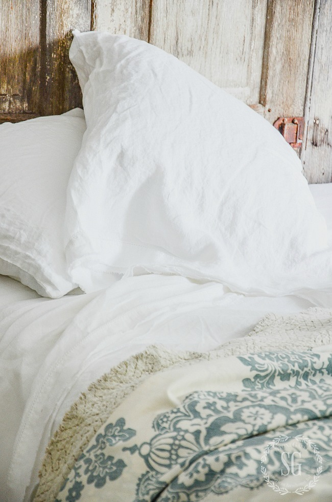 SLEEPING IN SUMMER COMFORT- Summer weather can be hot and sticky, but that's no reason to suffer sleeping. Here's how to sleep in sweet summer comfort!