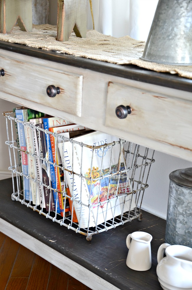 STYLING COOKBOOKS-Creative ways to make your cookbooks part of your decor
