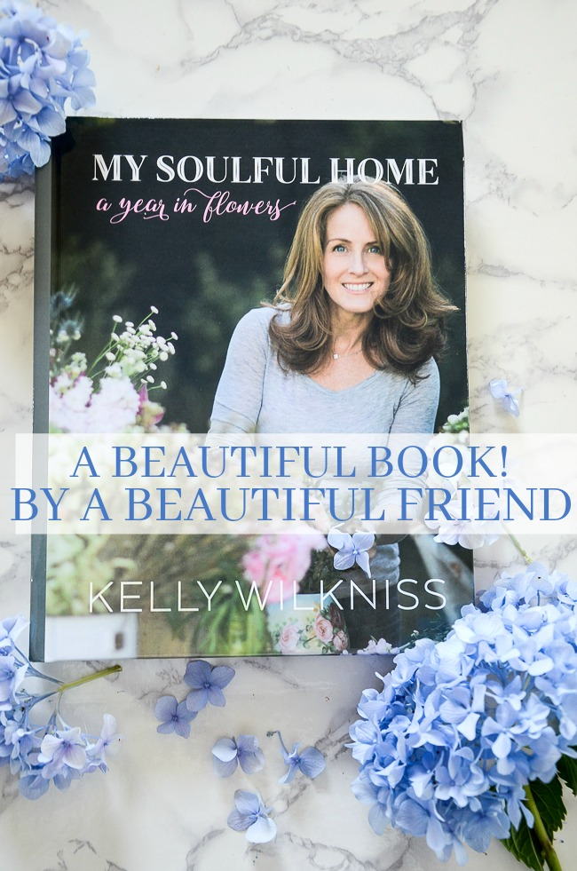 A BEAUTIFUL BOOK! My Soulful Home A Year In Flowers