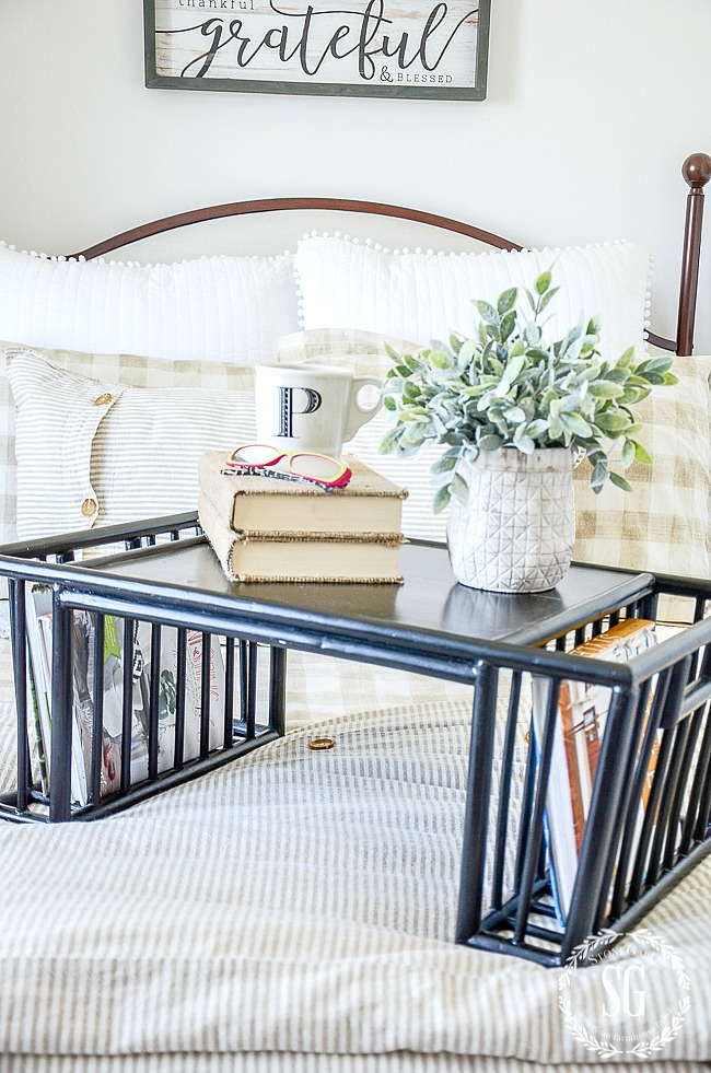 5 REASONS TO LOVE BED TRAYS- Versatile, functional, beautiful bed trays! Why you need one