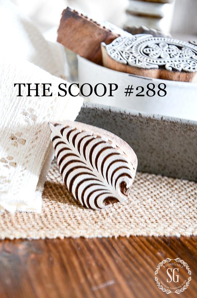THE SCOOP #288
