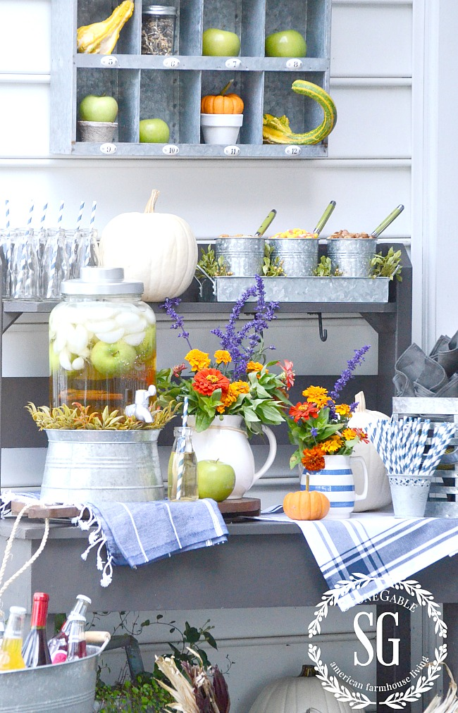 10 WAYS TO USE APPLES IN DECOR AND RECIPES.