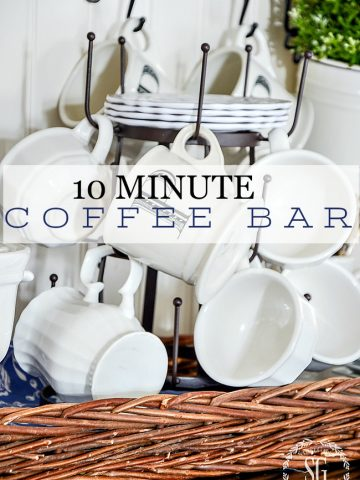 10 MINUTE COFFEE BAR
