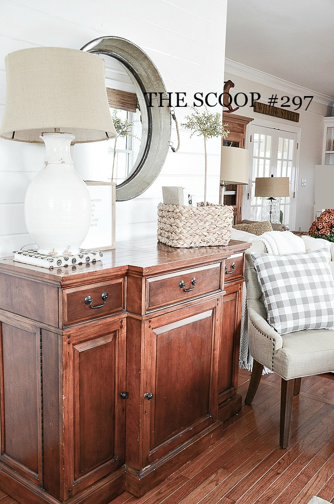 THE SCOOP #297-The best of home and garden blogs all in one place.