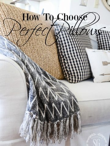 HOW TO CHOOSE PERFECT PILLOWS
