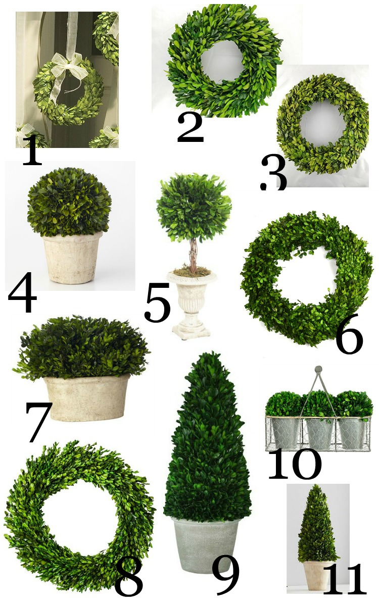 Caring For And Using Boxwood During Christmas Stonegable
