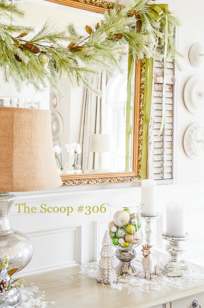 THE SCOOP #306- Get the best of home decor bloggers all in one convenient place!