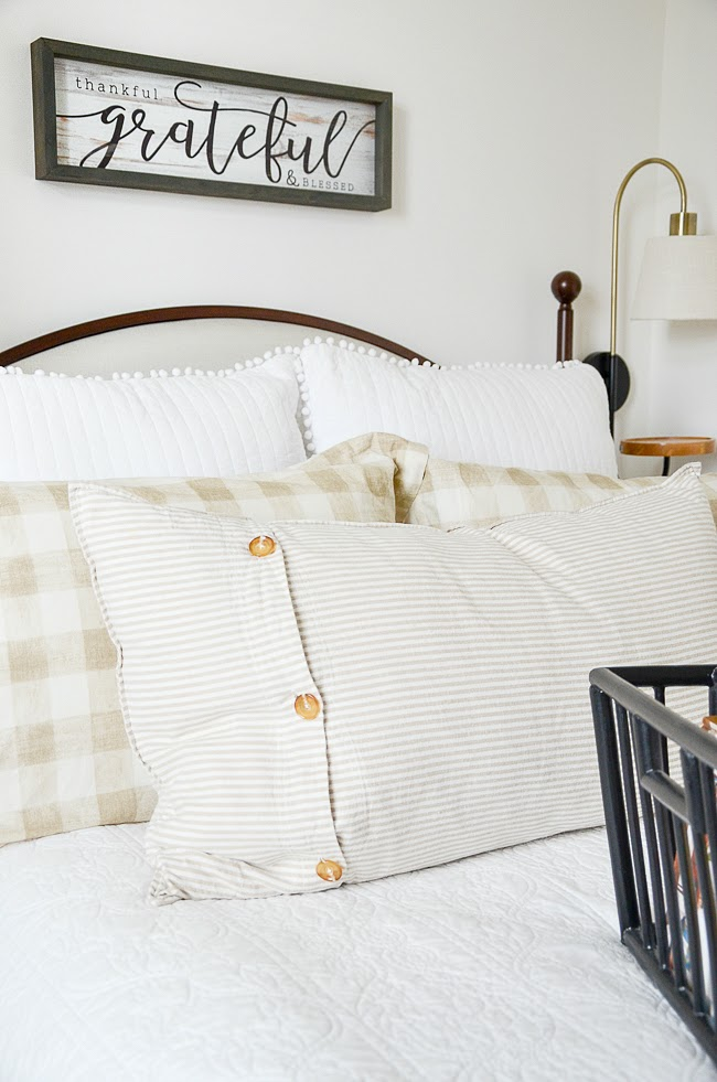 Spring And Summer Bedding Tips And A Giveaway Stonegable