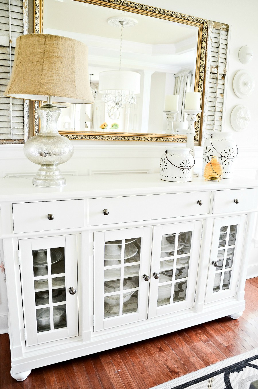 Dining Room Buffet Updates Stonegable, What Is A Dining Room Buffet