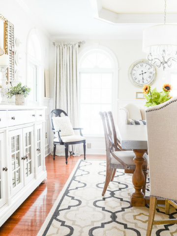 IF YOU HAVE A DINING ROOM READ THIS!