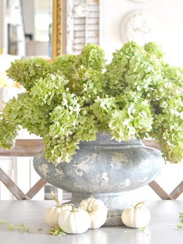 NATURAL FALL DINING ROOM TOUR