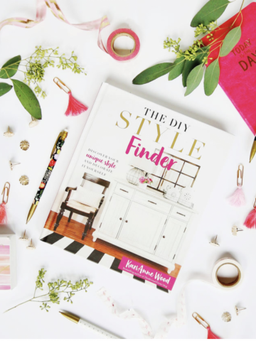 THE DIY STYLE FINDER + GIVEAWAY!