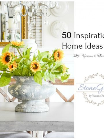 50 INSPIRATIONAL IDEAS