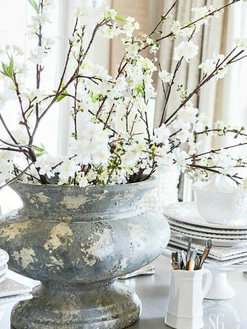 BEST FAUX FLOWER AND HOW TO USE THEM