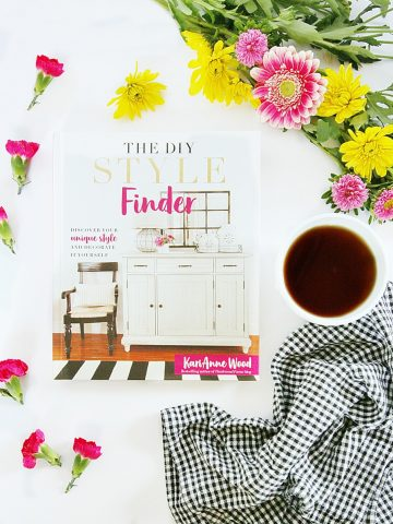 THE STYLE FINDER AND A GIVEAWAY