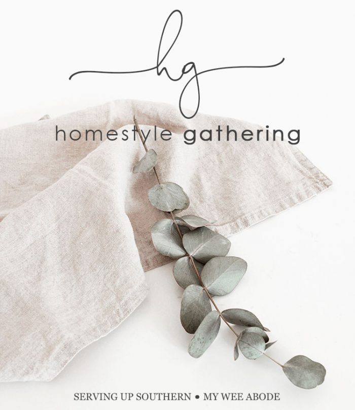 homestyle gathering 14 your homekeeping destination eucalyptus with linen