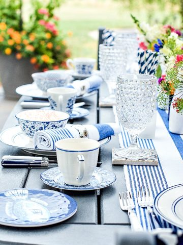 EVERYTHING TO KNOW ABOUT SUMMER OUTDOOR DINING