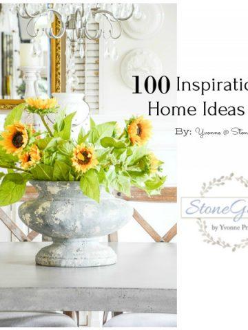 100 INSPIRATIONAL HOME IDEAS