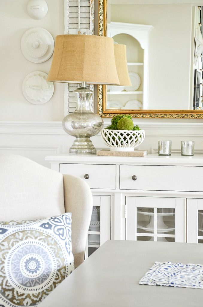 Decorating Sideboards And Buffets Stonegable