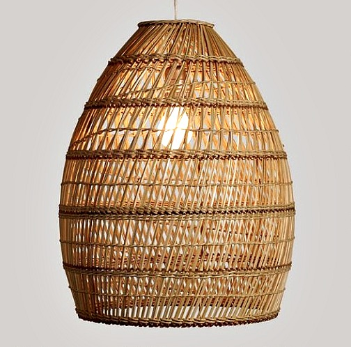 basket chandelier that is on-trend for lighting in 2020