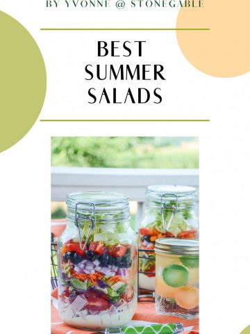 SUMMER SALAD COOKBOOK
