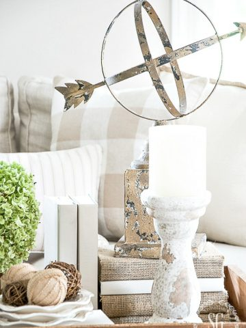 SUMMER INTO FALL TRANSITIONAL VIGNETTE