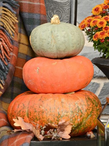 100 FALL PUMPKIN DECORATING IDEAS IDEAS, PART I