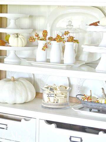 COZY FALL DECOR