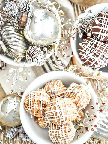 MERRY NO-BAKE COOKIE RECIPE