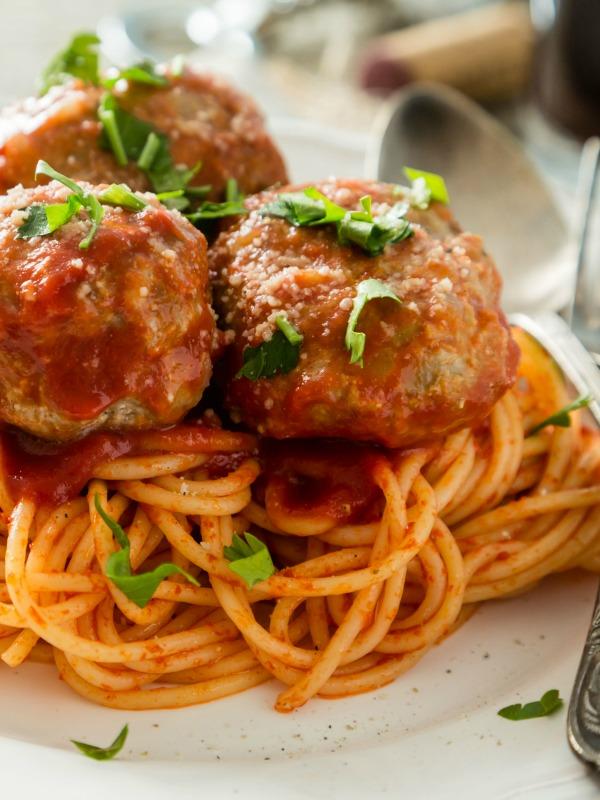 best meatball recipe on the menu