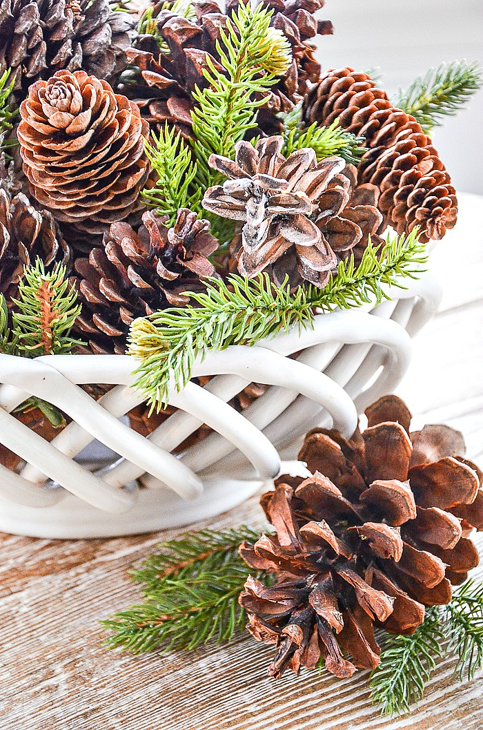 How To Make Scented Pinecones Stonegable
