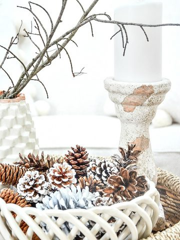EASY WINTER DECORATING TIPS