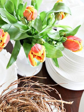 GET READY FOR SPRING DECORATING NOW