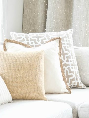 HOW TO CHOOSE PILLOWS FOR YOUR HOME