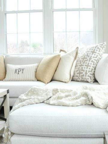 7 TIPS FOR DECORATING WITH NEUTRALS