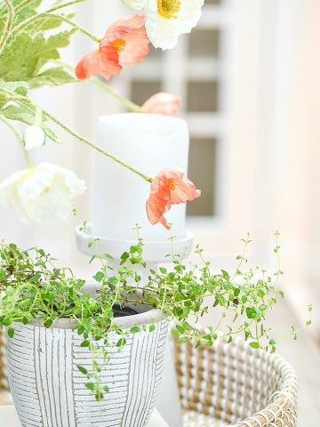 7 TIPS FOR MAKING FAUX FLOWERS LOOK REAL