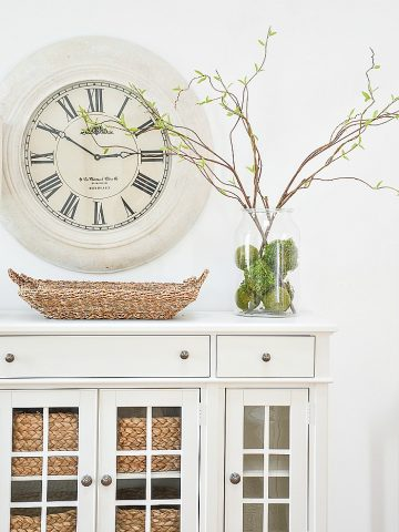 5 TIPS FOR DECORATING CHEAPLY