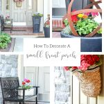 COLLAGE OF FRONT PORCH