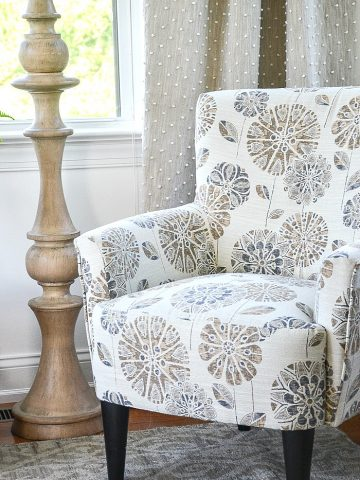 HOW TO CHOOSE THE BEST ACCENT CHAIR