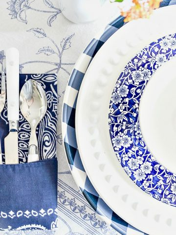 BEST IDEAS FOR SETTING A SUMMER TABLE