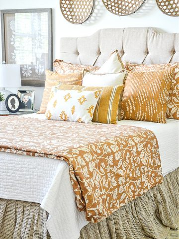 EASY AND PRETTY SUMMER BEDROOM IDEAS