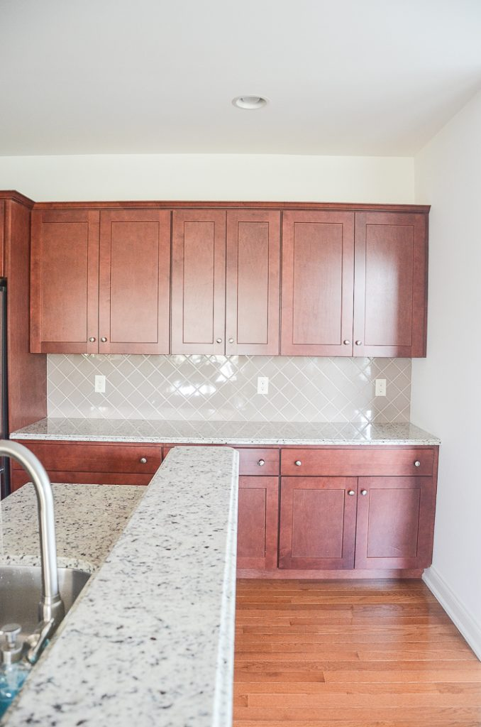 cabinets in current kitchen