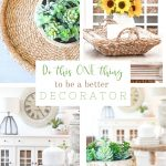 FOUR COLLAGE FOR RHYTHM IN DECOR