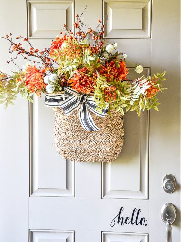 BRAMBLY FALL FRONT DOOR DECOR