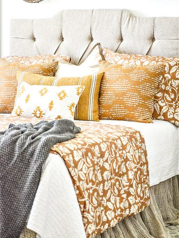 CHOOSING THE PERFECT UPHOLSTERED HEADBOARD