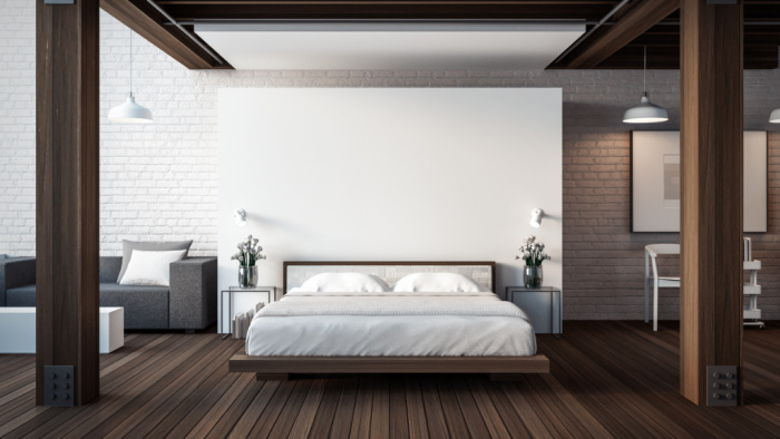 MODERN PLATFORM BED ON TREND IN 2021