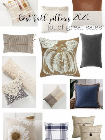 FALL EMPORIUM PILLOWS AND MORE