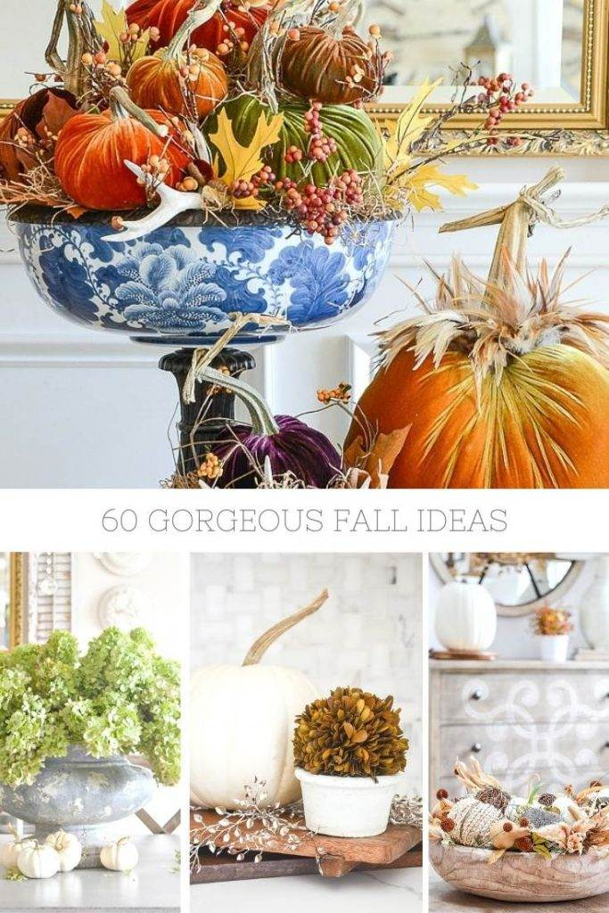 COLLAGE OF FALL IDEAS