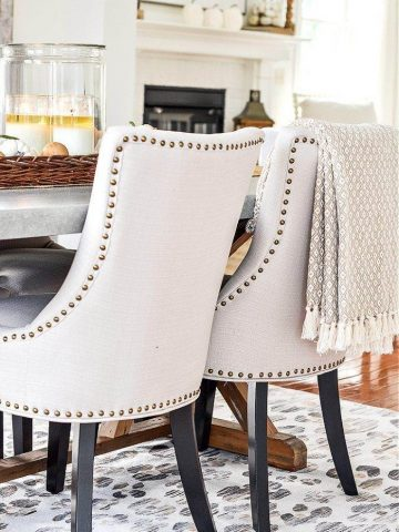 HOW TO CHOOSE THE PERFECT DINING ROOM CHAIRS