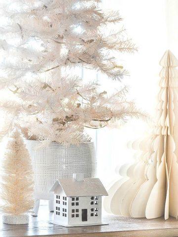 LITTLE CHRISTMAS HOUSE DIY